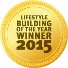 Lifestyle Building of the year Winner 2015