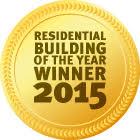 Residential Building of the year Winner 2015