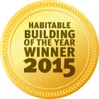 Habitable Building of the year Winner 2015 v2
