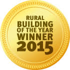 Rural Building of the year Winner 2015