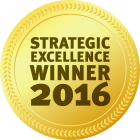 Strategic Excellence Winner 2016