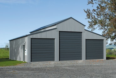 Steel Barns Built for Life | Totalspan New Zealand