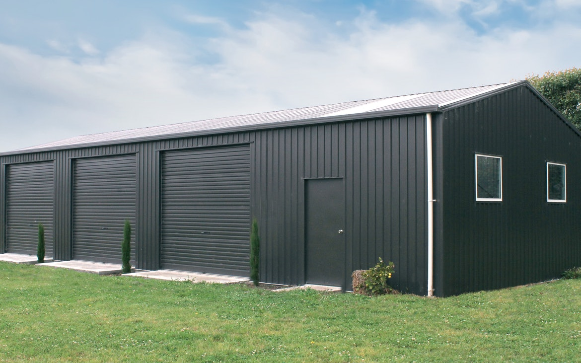 Storage Sheds Built for Life | Totalspan New Zealand