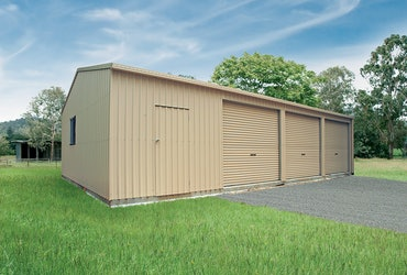 Quality Garages Built for Life | Totalspan New Zealand